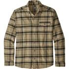 Patagonia Ms LW Fjord Flannel Shirt Toms Place: Mojave Khaki
