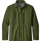 Patagonia Ms L/S SnapDry Shirt Nomad Green