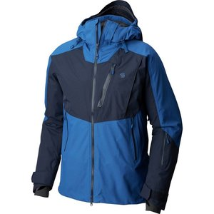 Mountain Hardwear Men's FireFall Jacket Nightfall Blue