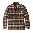 Patagonia Men's L/S Fjord Flannel Shirt Basin: Marigold