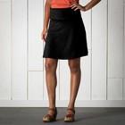 Toad & Co Chaka Skirt Womens Black
