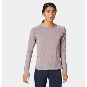 Mountain Hardwear Mighty Stripe Long Sleeve T Daze Women's