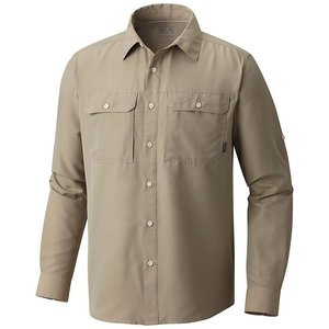 Mountain Hardwear Canyon Long Sleeve Shirt Badlands Men's