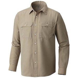 Mountain Hardwear Canyon Long Sleeve Shirt Badlands Men's