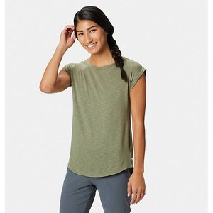 Mountain Hardwear Everyday Perfect Short Sleeve T Light Army Women's