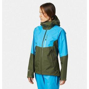 Mountain Hardwear Women's Exposure/2 Gore-Tex Paclite Jacket Electric Sky