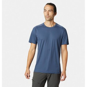 Mountain Hardwear Photon Short Sleeve T Zinc Men's