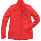 The North Face W SHASTINA STRETCH FULL ZIP Juicy Red/Juicy Red