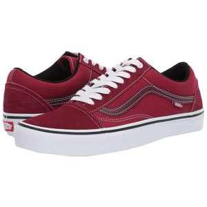 Vans M OLD SKOOL PRO (VG4) RUMBA RED/TRUE WHITE Mens