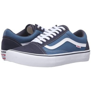 Vans M OLD SKOOL PRO (0NS) NAVY/STV NAVY/WHITE Mens