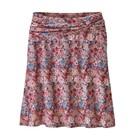 Patagonia W's Seabrook Skirt Furnai Floral: Petra Pink