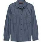 Mountain Hardwear Cathedral Ledge Long Sleeve Shirt Chambray Men's