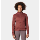 Mountain Hardwear Norse Peak Full Zip Jacket Dark Umber Women's