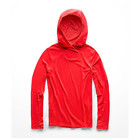 The North Face Women's North Dome Pullover Hoodie NF0A3SON S21-Juicy Red