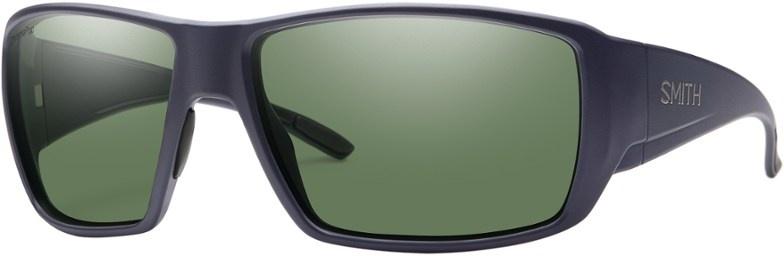 821cff1bcd6f2 Smith Optics Smith Guides Choice Sunglass  Matte Deep Ink ChromaPop  Polarized Gray Green Lenses