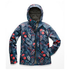 The North Face Women's Print Venture Jacket NF0A3KTB 9HN-Blue Wing Teal Joshua Tree Print