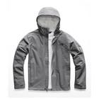 The North Face Men's Venture 2 Jacket NF0A2VD3 CR5-Mid Grey Ripstop Heather/Mid Grey Ripstop Heather/Asphalt Grey