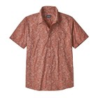 Patagonia M's Go To Shirt Beyond Extinction Small: Century Pink