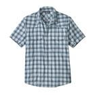 Patagonia M's Bandito Shirt Tropicat: Stone Blue