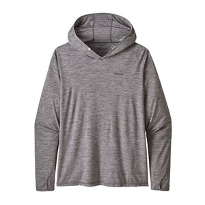 Patagonia M's Tropic Comfort Hoody II Feather Grey