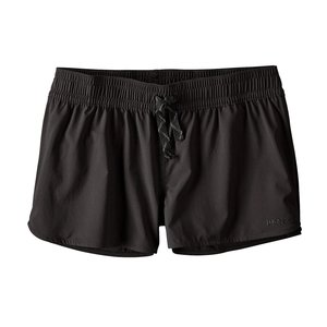 Patagonia W's Stretch Planing Micro Shorts - 2 in. Black