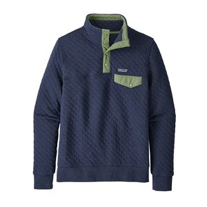 Patagonia W's Organic Cotton Quilt Snap-T P/O New Navy