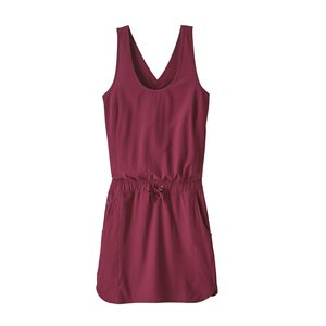 Patagonia W's Fleetwith Dress Arrow Red
