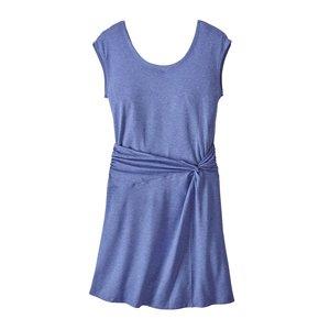 Patagonia W's Seabrook Twist Dress Violet Blue