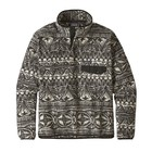 Patagonia M's LW Synch Snap-T P/O Tradewinds Big: Ink Black
