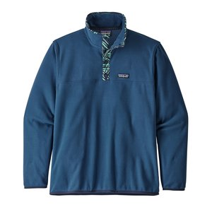 Patagonia M's Micro D Snap-T P/O Stone Blue