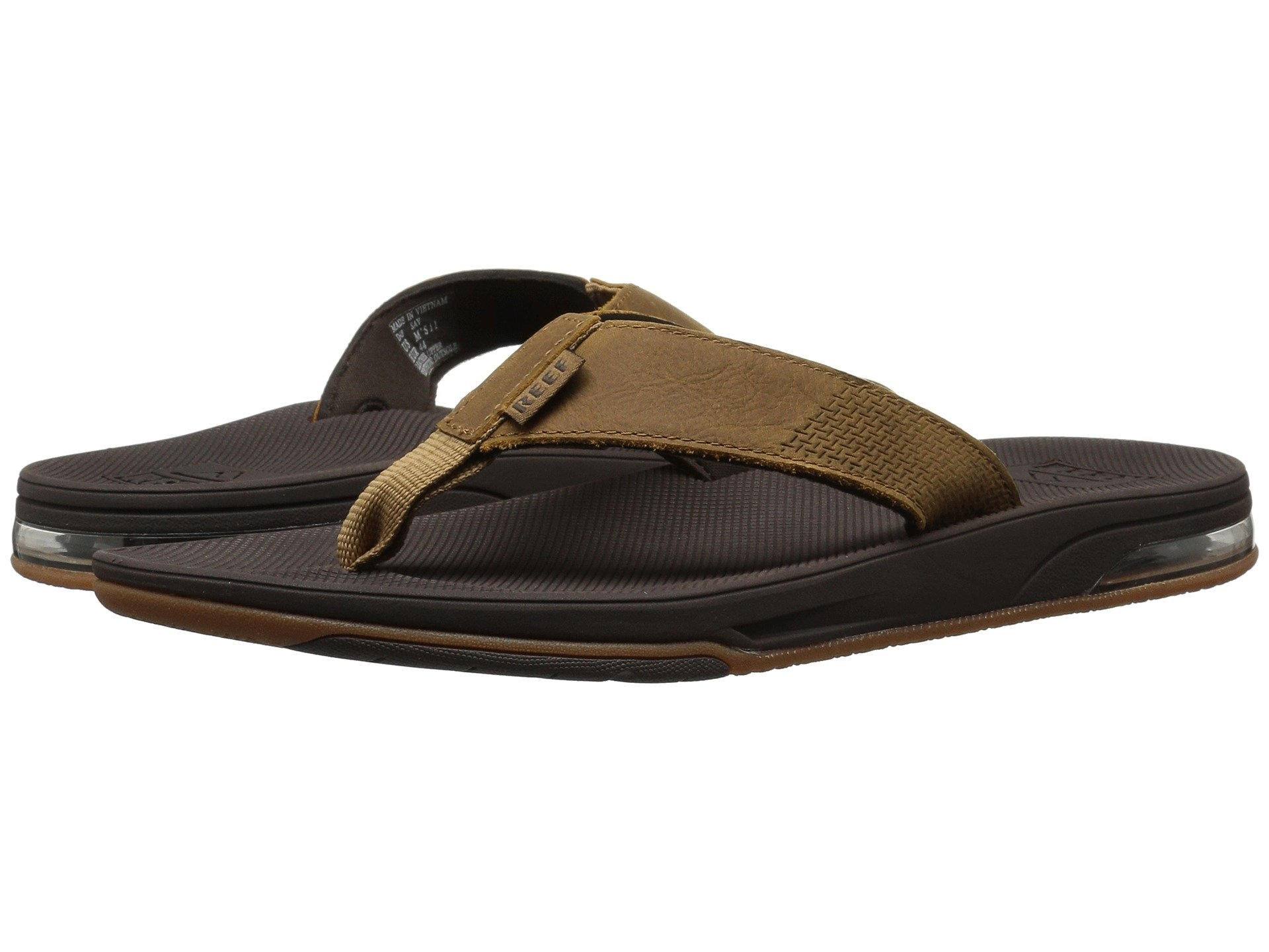b5435b246925 LEATHER FANNING LOW BROWN - Vital Outdoors