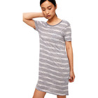 Lole Lella Dress Mirtillo Heather Stripes