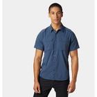Mountain Hardwear Canyon Pro Short Sleeve Shirt Zinc Men's