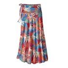 Patagonia W's Kamala Maxi Skirt Wild Waratah Big: Reef Pink