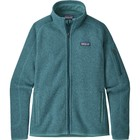 Patagonia W's Better Sweater Jkt Tasmanian Teal
