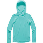 The North Face Women's North Dome Pullover Hoodie NF0A3SON N2P-Mint Blue