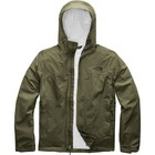 The North Face Men's Venture 2 Jacket NF0A2VD3 BQW-New Taupe Green/TNF Black