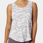 Mountain Hardwear Crater Lake Tank Grey Ice Women's