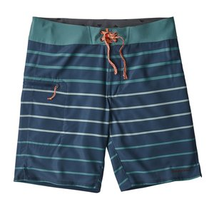 Patagonia M's Stretch Planing Boardshorts - 19 in. Buckland: Stone Blue