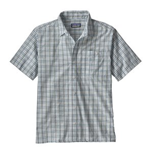 Patagonia M's Puckerware Shirt Pieman: Birch White