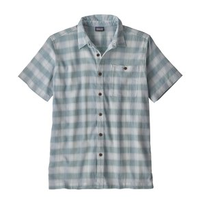 Patagonia M's A/C Shirt Haven: Atoll Blue