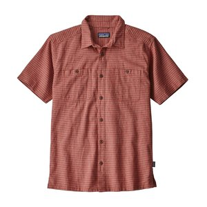 Patagonia M's Back Step Shirt Owens: New Adobe