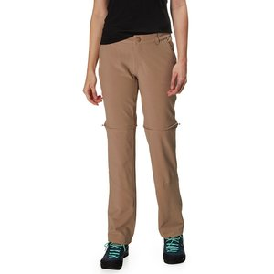 The North Face Women's Paramount Convertible Pant NF0A3OC5 254-Dune Beige