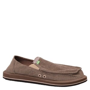 Sanuk M PICK POCKET DENIM TAN
