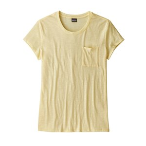 Patagonia W's Mainstay Tee Resin Yellow