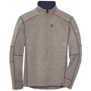 Kuhl Interceptr 1/4 zip OATMEAL