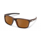 SunCloud RESPEK (NEW) BURNISHED BROWN - POLAR BROWN