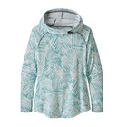 Patagonia W's Tropic Comfort Hoody Rain Fern Wash: Dam Blue