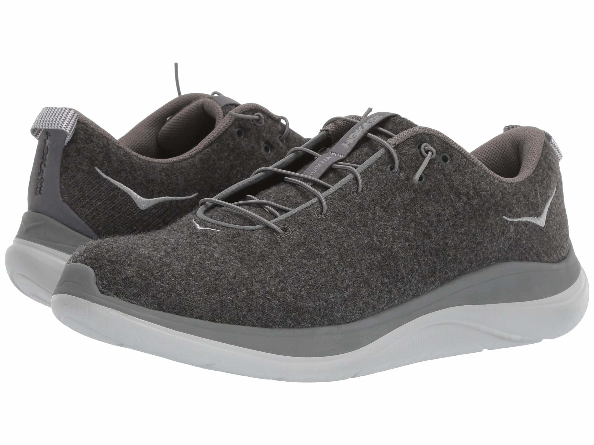 reputable site 1a4cd 15728 M HUPANA FLOW WOOL DARK SHADOW / CHARCOAL GRAY