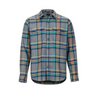 Marmot Zephyr Cove Mid Wt Flannel LS CINDER